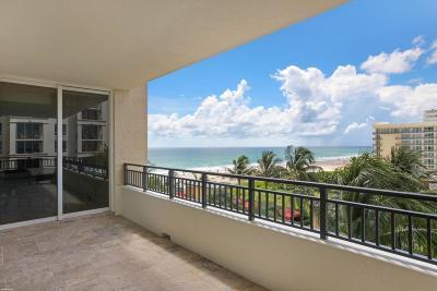 Singer Island Rental For Rent: 3800 Ocean Drive #650