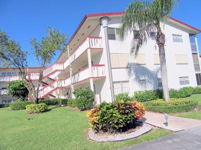 Boca Raton Condo For Sale: 193 Fanshaw E #193