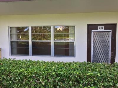 Boca Raton Condo For Sale: 261 Suffolk G