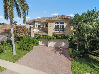 Palm Beach Gardens FL Single Family Home For Sale: $1,350,000