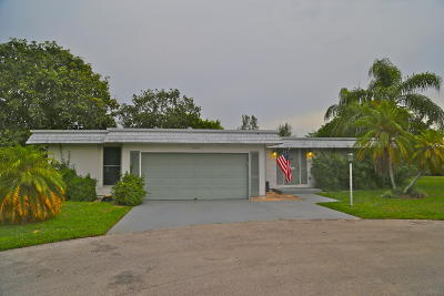 Tamarac Single Family Home For Sale: 7000 NW 63rd Street