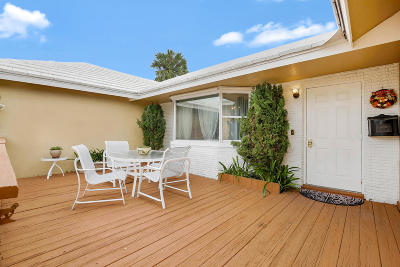Boca Raton Single Family Home For Sale: 269 NW 12th Avenue