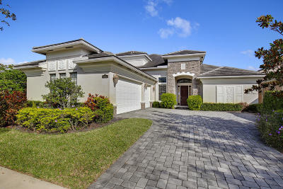 Boynton Beach Single Family Home For Sale: 9283 Equus Circle