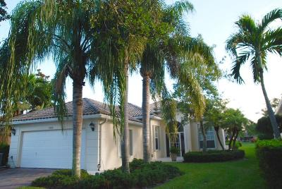 Palm Beach Gardens Single Family Home For Sale: 1355 Saint Lawrence Drive