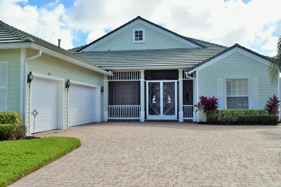 Port Saint Lucie Single Family Home For Sale: 164 NW Magnolia Lakes Boulevard