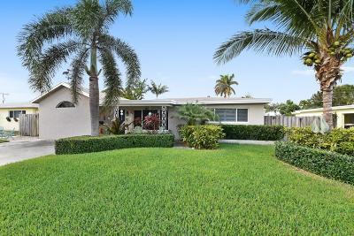 Boca Raton Single Family Home For Sale: 471 NE 28th Road