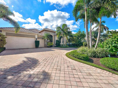 Ballenisles Single Family Home For Sale: 162 Vintage Isle Lane
