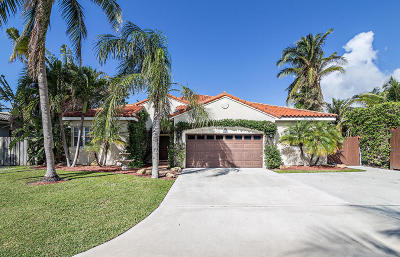 West Palm Beach Single Family Home For Sale: 237 Rilyn Drive