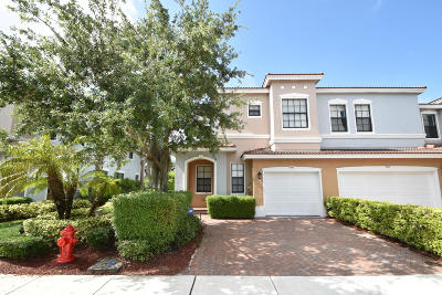 Delray Beach Townhouse For Sale: 5040 S Astor Circle
