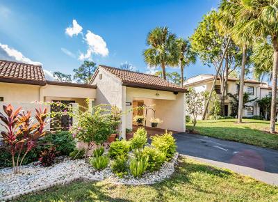 Boca Raton Single Family Home For Sale: 21770 Cypress Drive #21-B