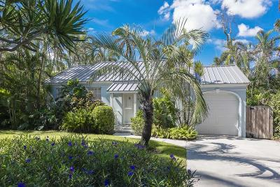 Delray Beach Single Family Home For Sale: 218 Andrews Avenue