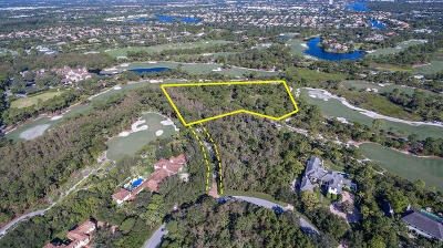 Jupiter Residential Lots & Land For Sale: 152 Bear's Club Drive