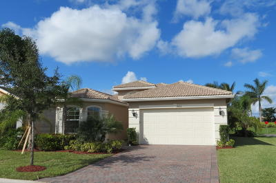 Boynton Beach Single Family Home For Sale: 8655 Carmel Mountain Way