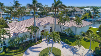 Broward County, Palm Beach County Single Family Home For Sale: 47 Spanish River Drive