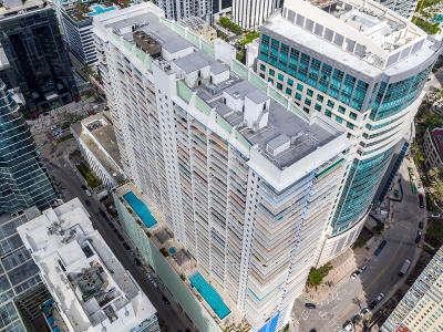 Miami Rental : 1200 Brickell Bay Drive #4109