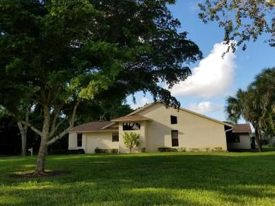 Delray Beach Single Family Home For Sale: 16790 Willow Creek Drive