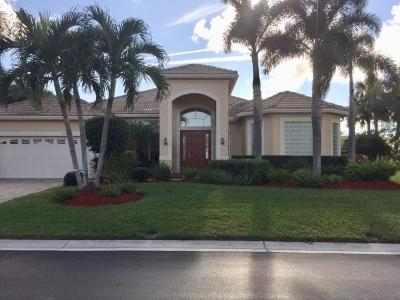 Port Saint Lucie Single Family Home Contingent: 1579 SE Ballantrae Court