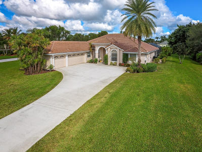 Palm Beach Gardens Single Family Home Contingent: 11811 Stonehaven Way