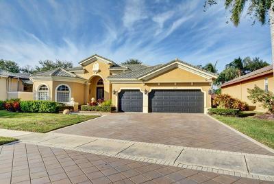Lake Worth Single Family Home For Sale: 10429 Oak Meadow Lane