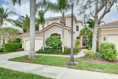 Palm Beach Gardens Rental For Rent: 216 Andalusia Drive
