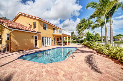 Delray Beach Single Family Home For Sale: 2895 Hampton Circle E
