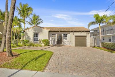 Deerfield Beach Multi Family Home For Sale: 625 NE 21st Avenue