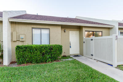 Boca Raton Single Family Home For Sale: 10323 Boca Bend W #K4