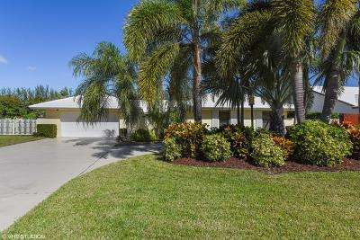 Delray Beach Single Family Home For Sale: 3119 Lowson Boulevard