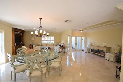 Boca Raton Single Family Home Contingent: 468 SW 15th Drive
