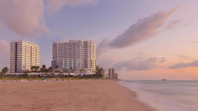 Singer Island Condo For Sale: 3100 Ocean Road #P-1602