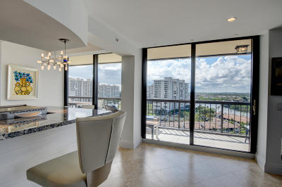 Highland Beach Condo For Sale: 4748 S Ocean Boulevard #14b