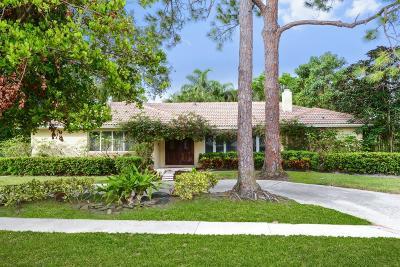 Boca Raton Single Family Home Contingent: 6923 Giralda Circle