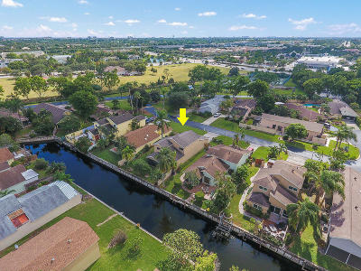 Delray Beach Single Family Home For Sale: 1915 NW 9th Street
