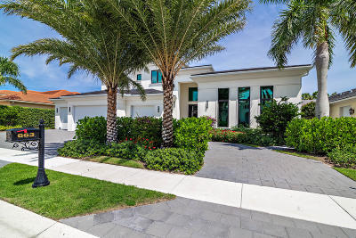 Palm Beach Gardens Single Family Home For Sale: 663 Hermitage Circle