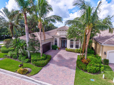 Palm Beach Gardens Single Family Home For Sale: 101 Dalena Way