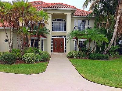Wellington Single Family Home For Sale: 2090 Windsock Way