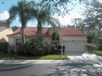 Palm Beach Gardens Single Family Home For Sale: 1042 Siena Oaks Circle