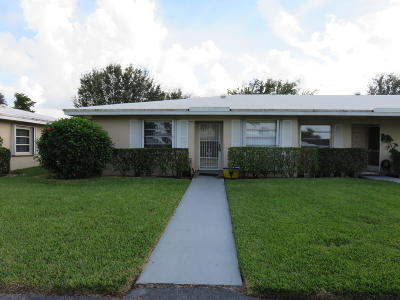 Boca Raton Condo For Sale: 8736 Chevy Chase Drive #156