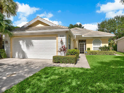 Palm Beach Gardens Single Family Home For Sale: 8664 Doverbrook Drive