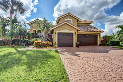 Boca Raton Single Family Home For Sale: 20369 Hacienda Court