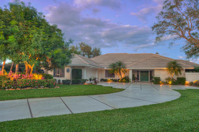 Palm City Single Family Home For Sale: 4401 SW Parkgate Boulevard