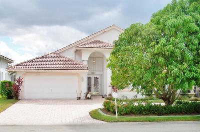 Coral Springs Single Family Home For Sale: 9890 NW 49 Place