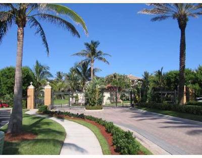 Highland Beach Club Condo For Sale: 3594 S Ocean Boulevard #401
