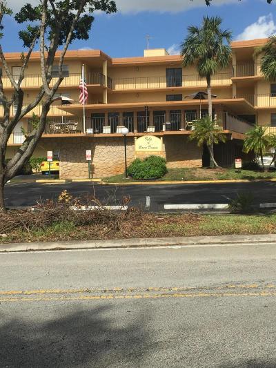 Boca Raton Condo Contingent: 9273 SW 8th Street #317