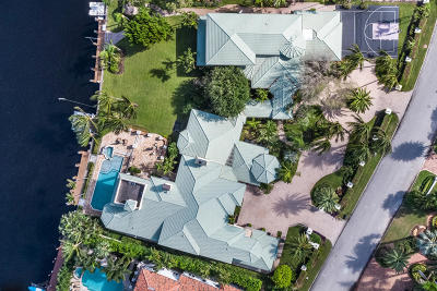 Royal Palm Yacht, Royal Palm Yacht & Cc, Royal Palm Yacht & Country Club, Royal Palm Yacht And Country Club Single Family Home For Sale: 327 E Alexander Palm Road