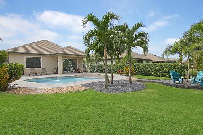Wellington Single Family Home For Sale: 10273 Prato Street