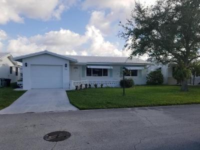 Boynton Beach Single Family Home For Sale: 1724 SW 19th Drive