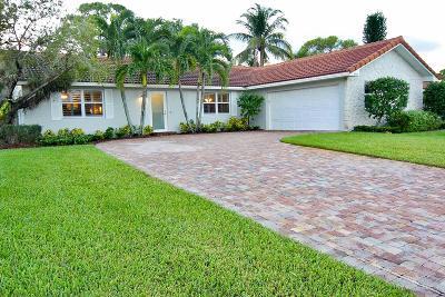 Stuart Single Family Home For Sale: 3952 SE Fairway W