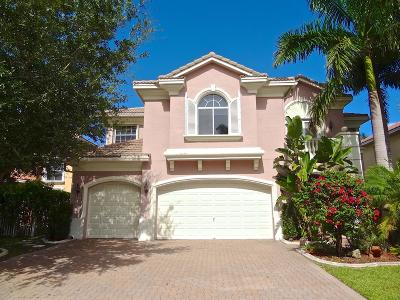Boca Raton Single Family Home Contingent: 21074 Bella Vista Circle