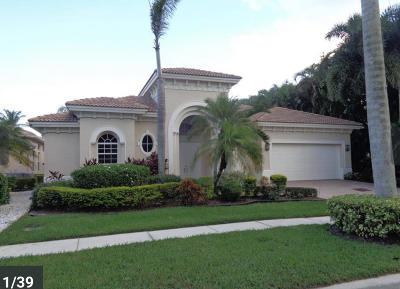 Delray Beach Single Family Home For Sale: 8108 Laurel Ridge Court